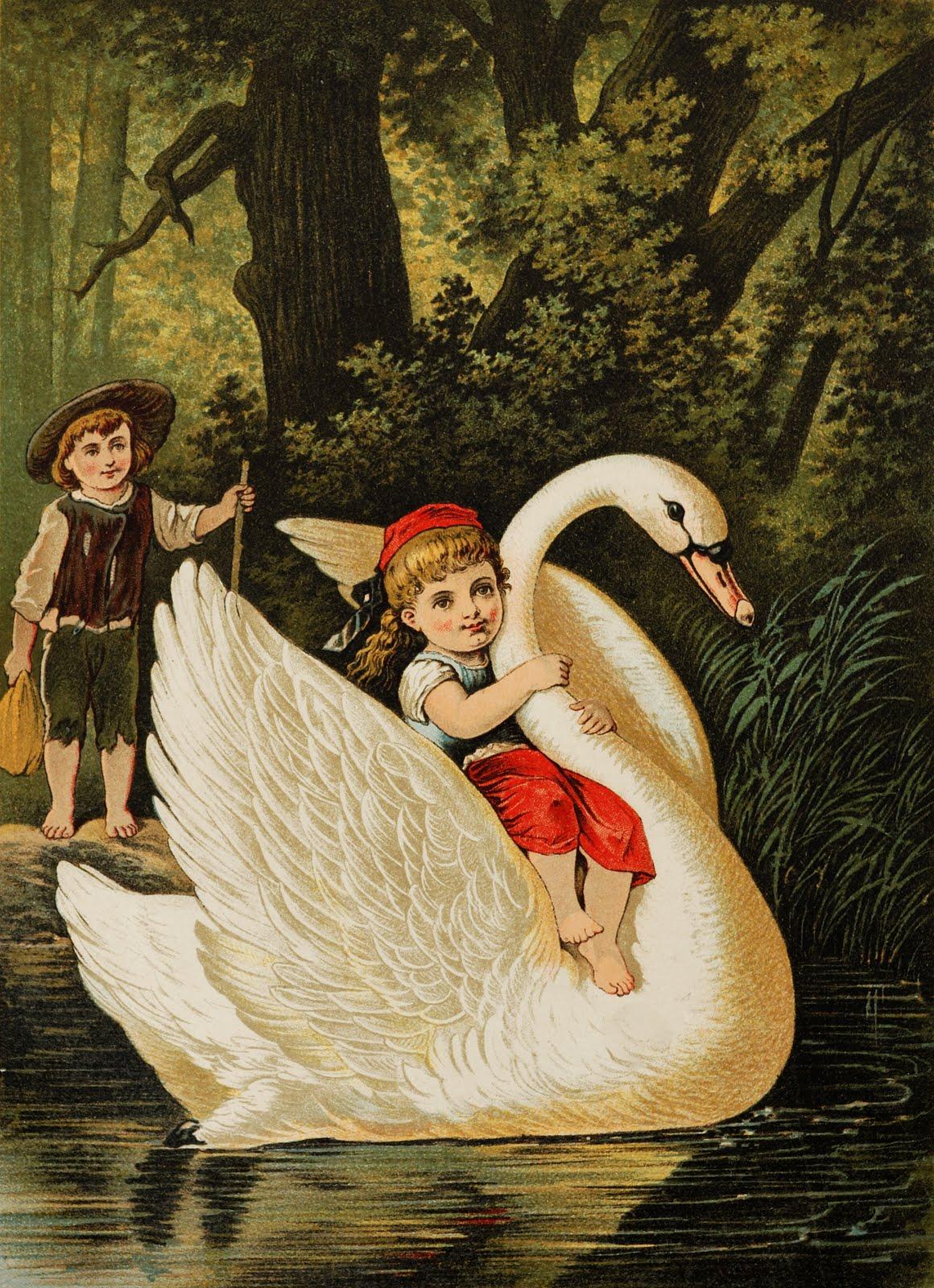 Dạy con biết trân quý sinh mệnh qua truyện cổ Grimm Hansel và Gretel.3