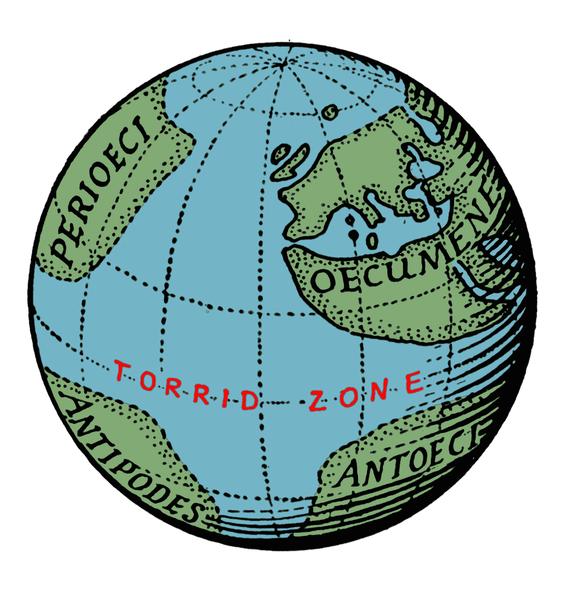 Representaciones De Una Tierra Esférica A Lo Largo De La Historia