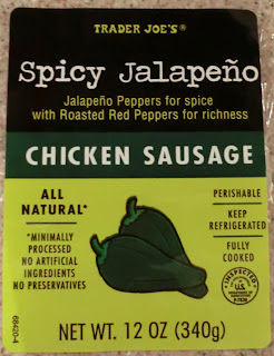 Starting To Simmer Rave Review Trader Joe S Chicken Sausage