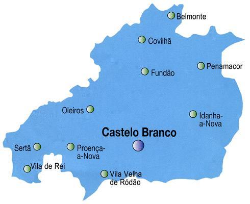 mapa de portugal serta 2 de Abril de 2009   AuToCaRaVaNiStA mapa de portugal serta