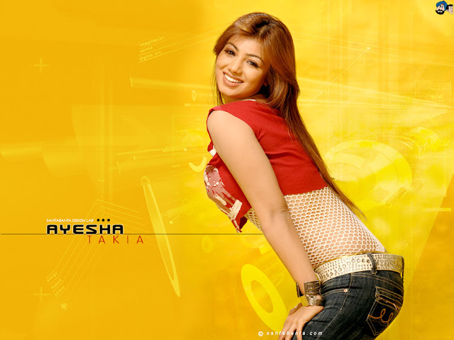 Sexy Ayesha Takia Wallpapers