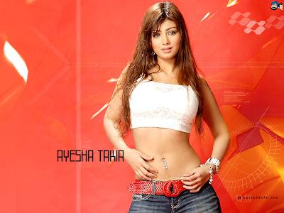 Glamorous Sexy Ayesha Takia