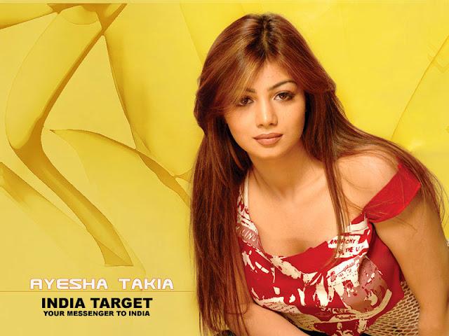 Sexy Ayesha Takia