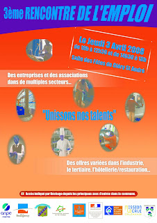 Maison De L Emploi Du Bassin D Orleans 3eme Rencontre De L Emploi