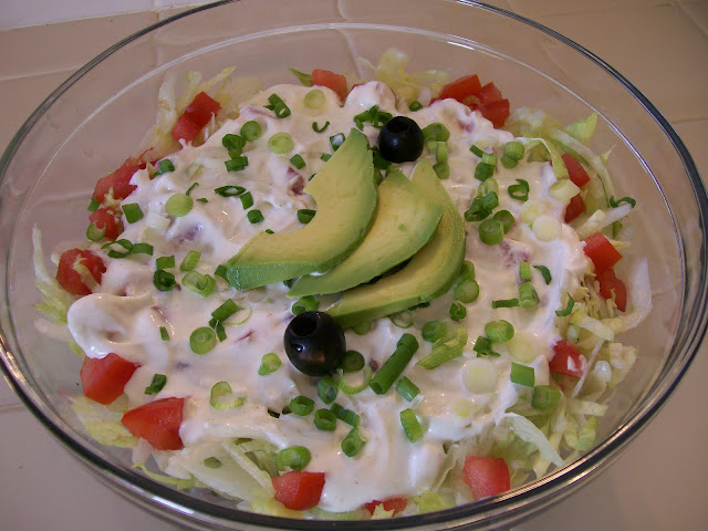 Greek Yogurt Salad Recipes PotLuck Picnic Lunch Dinner