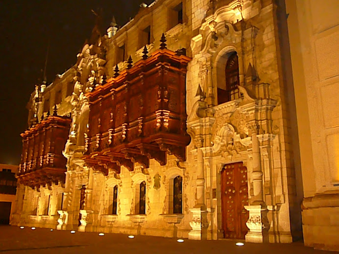 PALACIO ARZOBISPAL DE LIMA
