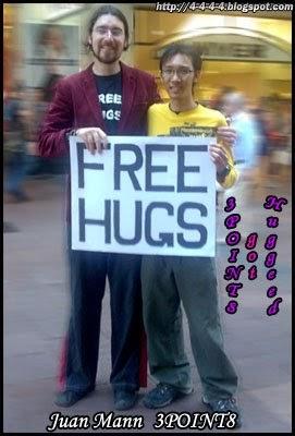 Free Hugs - By Juan Mann on Vimeo