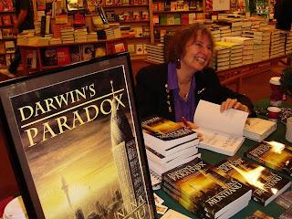 Darwins Paradox: Book Signing at Chapters