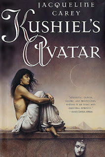 kushiel%27savatar Review Of Kushiels Legacy By Jacqueline Carey