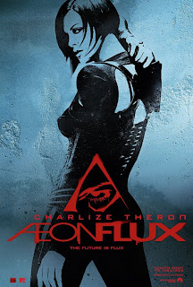 aeon flux poster Aeon Flux: Motion Picture & Animation  Review