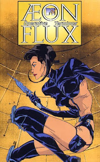 aeonflux05 Aeon Flux: Motion Picture & Animation  Review