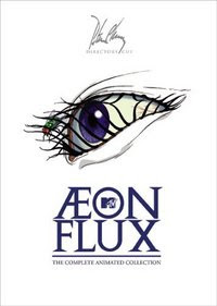Aeondvd2 Aeon Flux: Motion Picture & Animation  Review