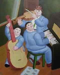 Tres Musicos