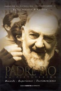 """padre pio e p. alberto d""""apolito"""