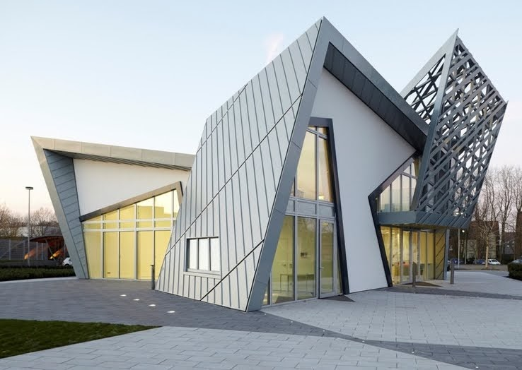 Image Result For In Deconstructivist Architecture