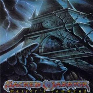 Sacred Warrior - Master s Command 1989