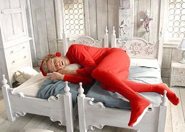 j bowman can t sleep 12 days of christmas movies elf