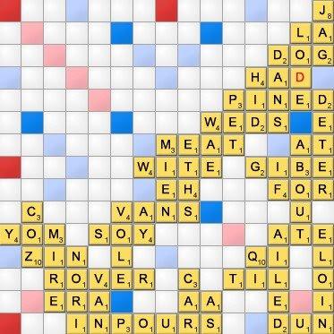 Scrabulous Game