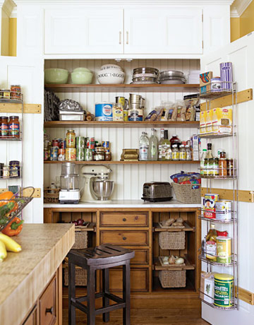 J&K Homestead: Pantry Fun
