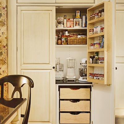 Kitchen pantry plans pdf woodworking - Kitchen pantry cabinet design plans ...