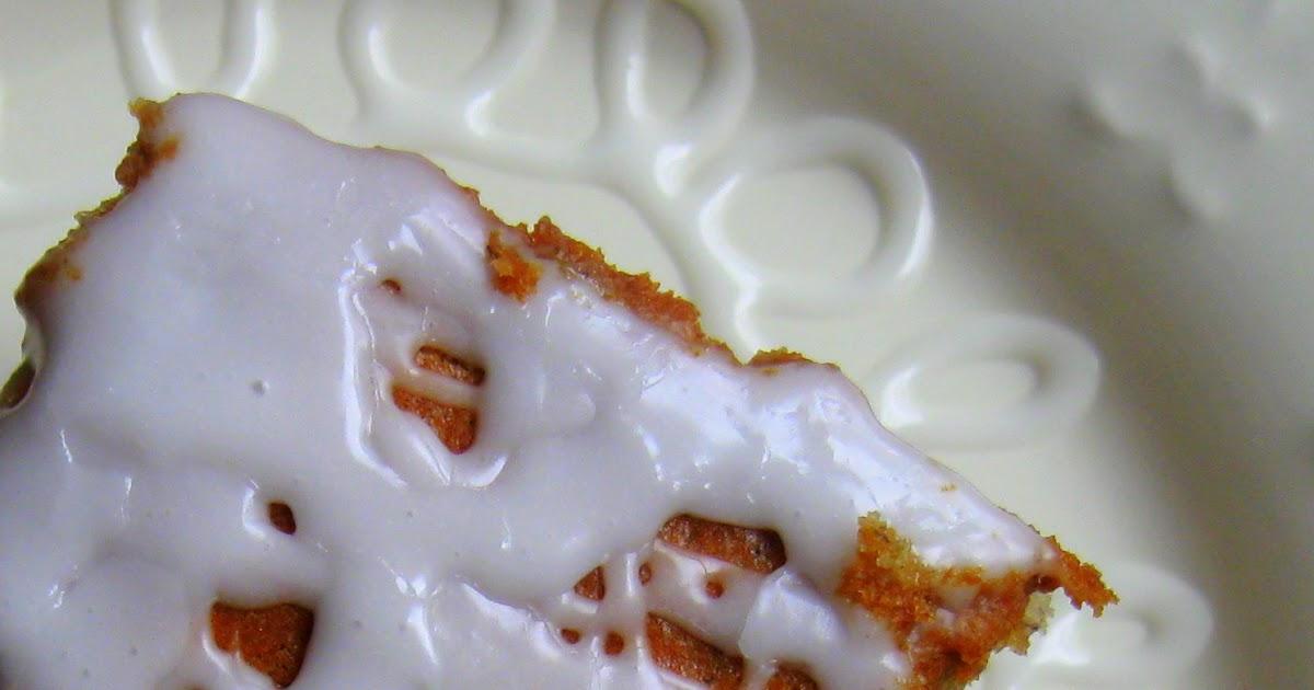 Mountain Mama Lala S Glazed Banana Nut Cake Recipe