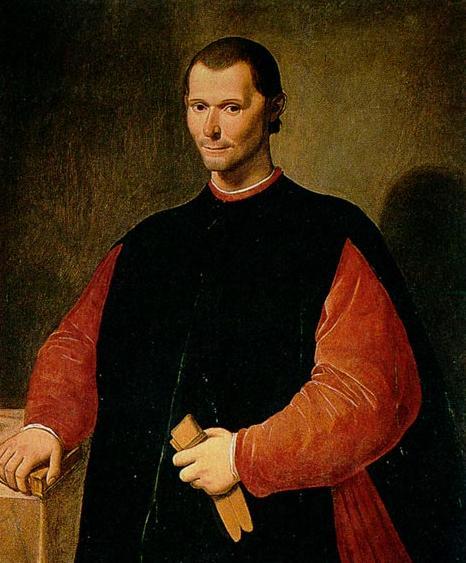Convergences between nicolo machiavelli s the prince