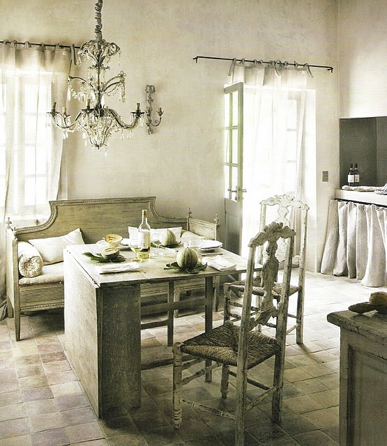 42 European Farmhouse And French Country Decorating Style