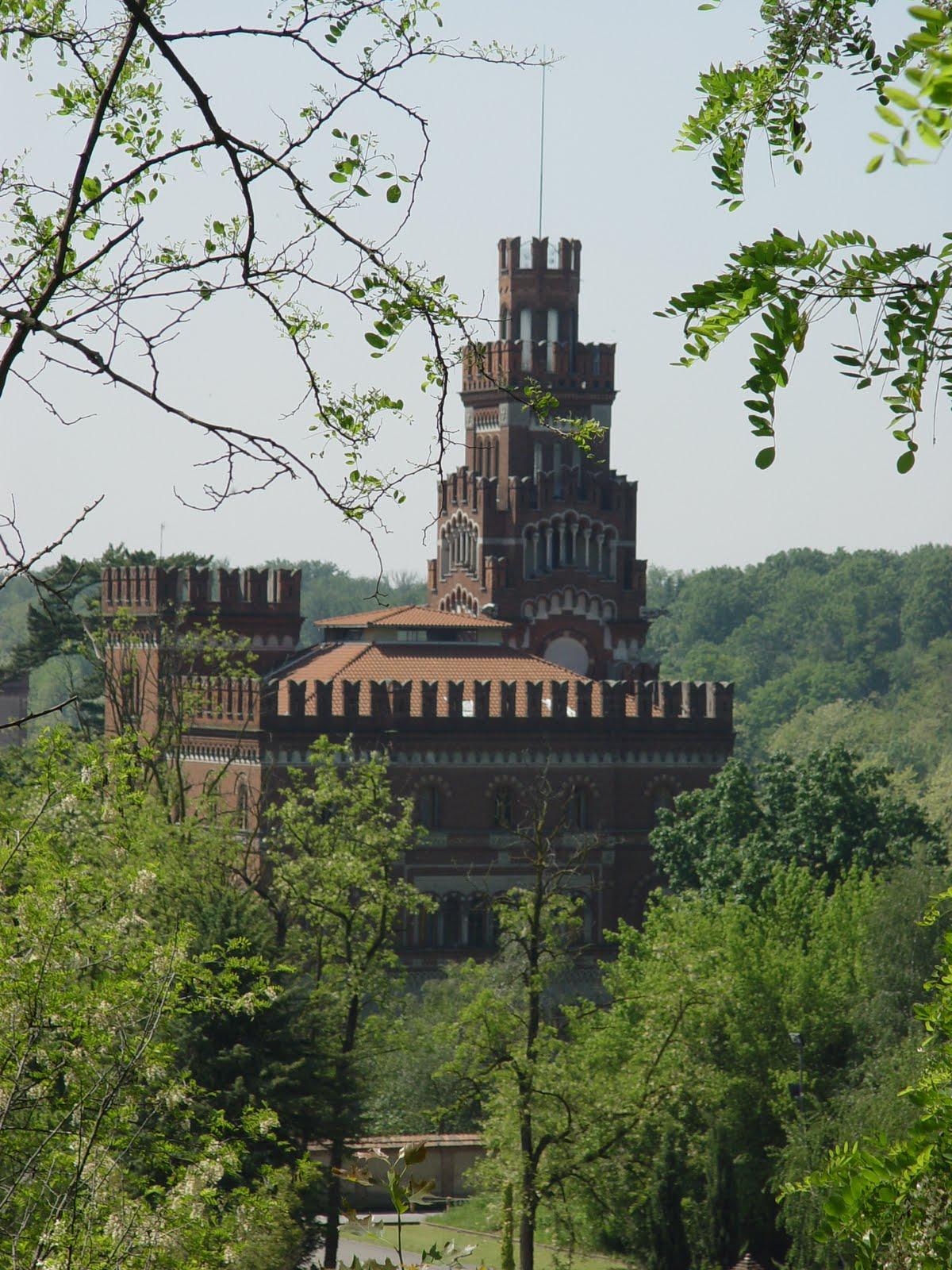 Villa D Adda Giardinaggio