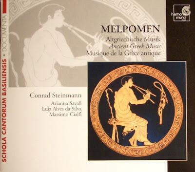 MLibrary: Ancient Greek Music - Ensemble Melpomen
