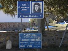 LA CAROLINA, SAN LUIS