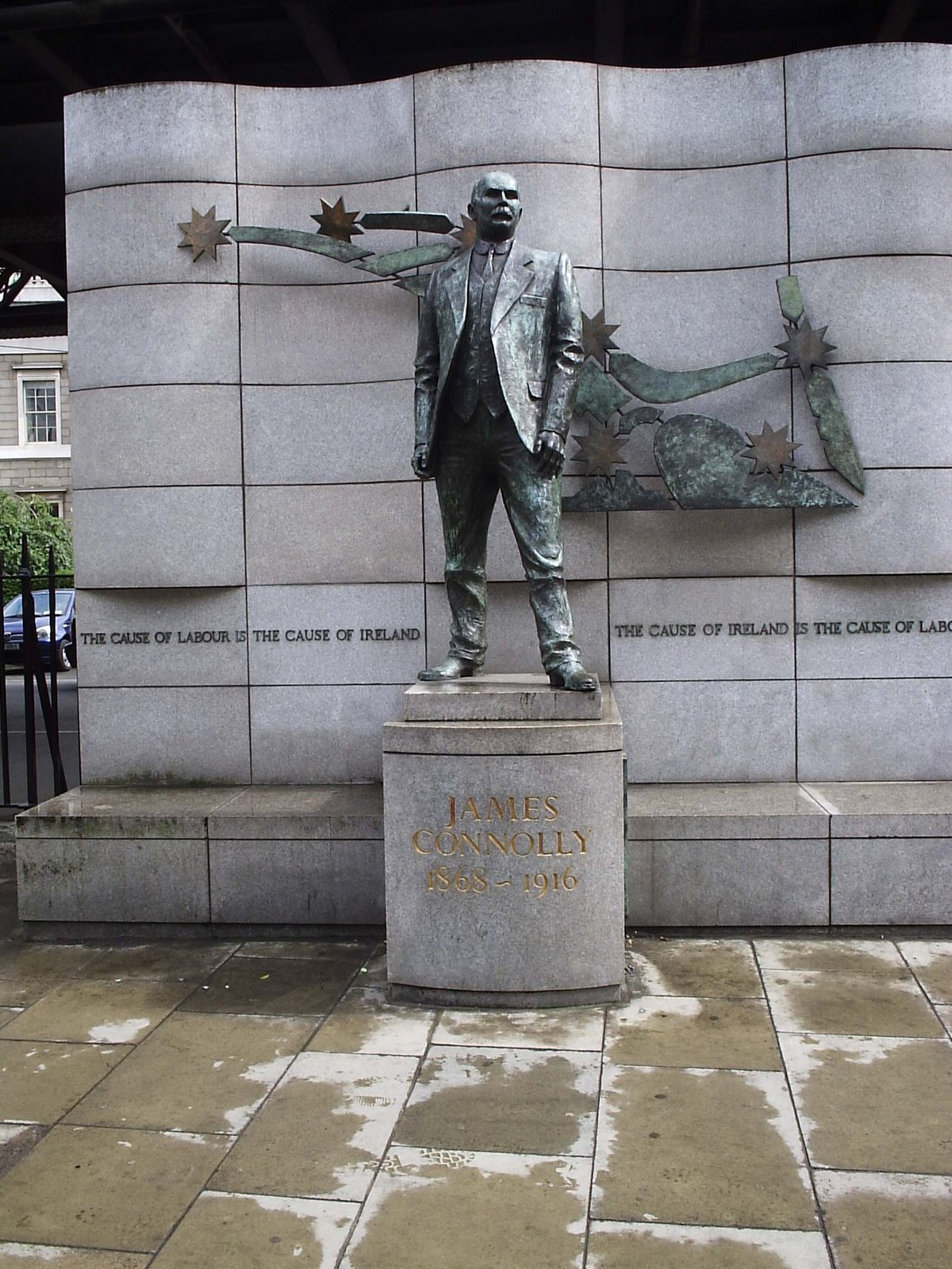 El norte de Irlanda: Personajes históricos