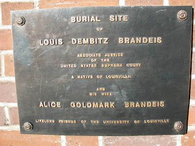 Brandeis's marker
