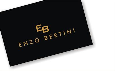 identitate vizuala Enzo Bertini