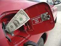 Use new technologies and effective communication to counter skyrocketing gas prices.