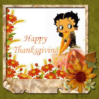 happy thanksgiving boop
