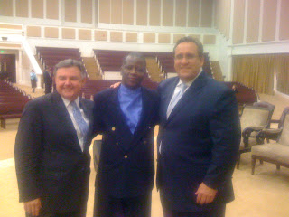 BJ Wilmouth, Stephen Benda & CM_Young at The Rock Church - CM Young Blog