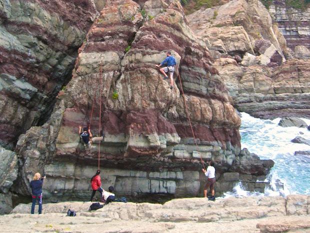 Rock Climbing South Korea