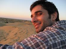 In the Thar Desert