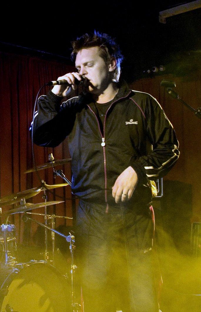 Mothdust Vocalist