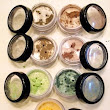 Mineral make-up: A closer look at eye shadow bases
