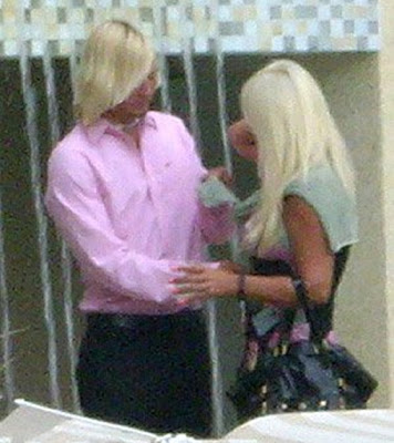linda hogan and charlie hill. Looks like 48-year-old Linda