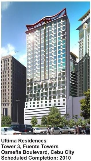 Residential Condo And Condo Hotel Ultima Residences