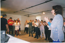 Biodanza en el Centro Cultural Recoleta