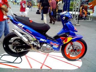 Motor Cub Modification.. Suzuki-06