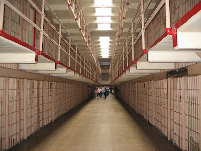 landmark photos alcatraz cellblock broadway san francisco