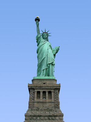 daytime photo of statue of liberty in new york united states