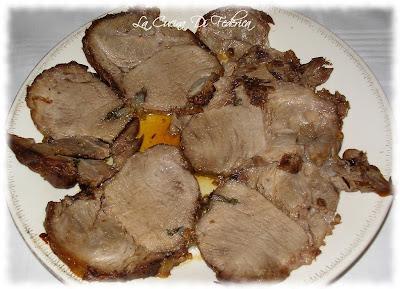La cucina di federica arrosto di maiale for Arrosto maiale