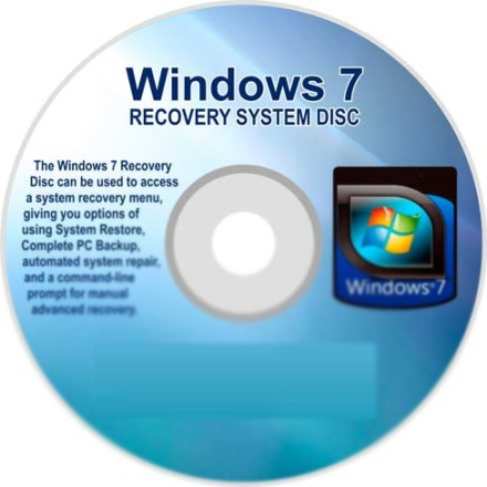 make a win 7 recovery disk