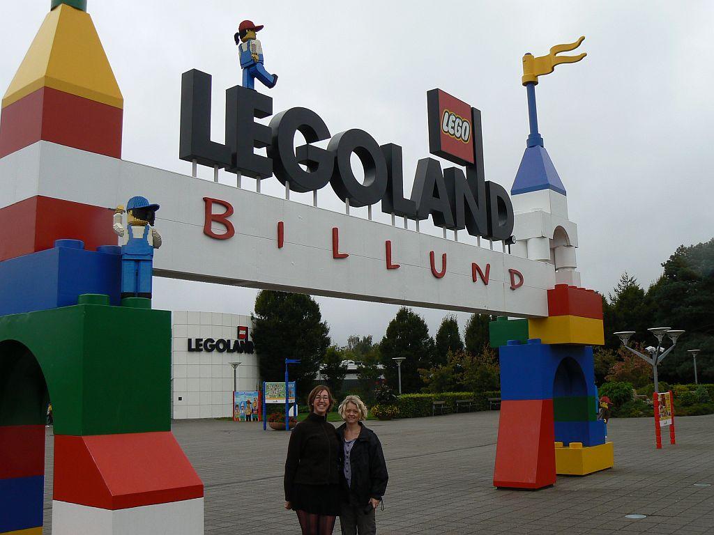To Helen Back: Legoland Billund