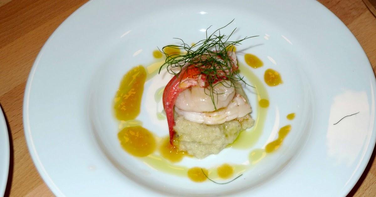 Cucinare per amore naturalmente insalata di astice for Cucinare astice